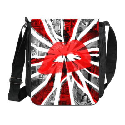 Сумка на плечо (мини-планшет) Kiss Bag