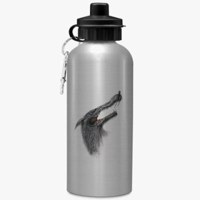 Спортивная бутылка/фляжка Wolf