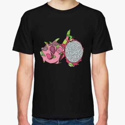 Футболка  SUMMER FRUIT Dragon Fruit