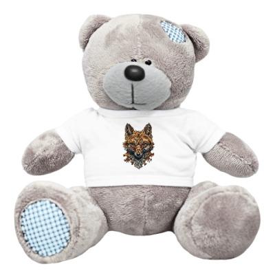 Плюшевый мишка Тедди Mechanical Fox