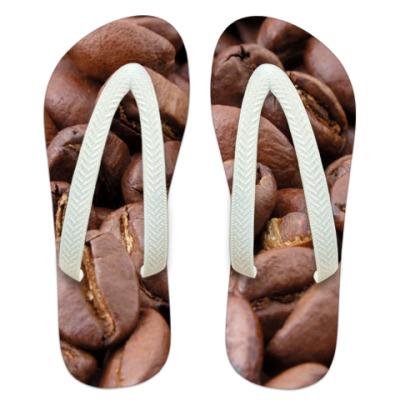 Шлепанцы (сланцы)  'Coffee'