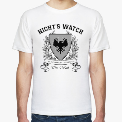 Футболка Night's Watch