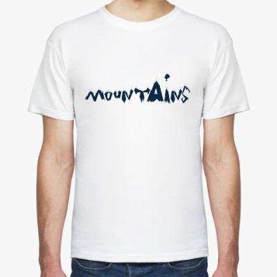 Футболка Moutains