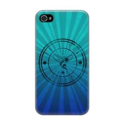 Чехол для iPhone 4/4s Логотип True10art