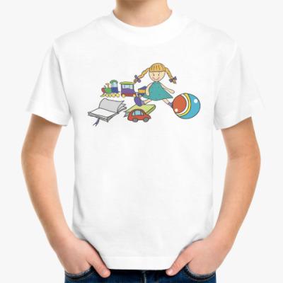 Детская футболка Счастливое детство