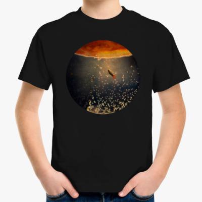 Детская футболка К солнцу