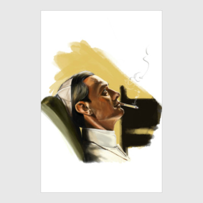 Постер Young Pope
