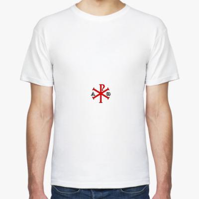 Футболка Крест Константина