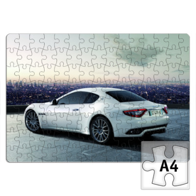 Пазл  Maserati