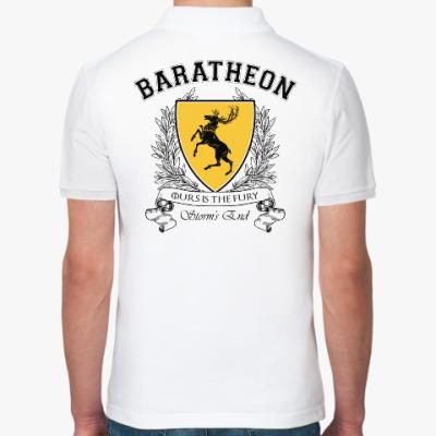 Рубашка поло House Baratheon
