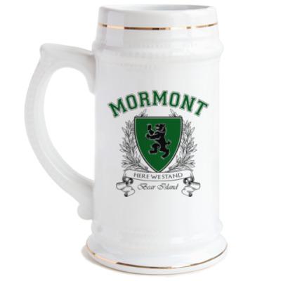 Пивная кружка House Mormont