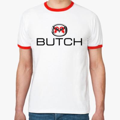 Футболка Ringer-T Буч