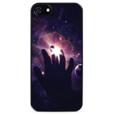 Чехол для iPhone Все мы тянемся к космосу