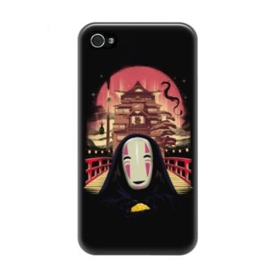 Чехол для iPhone 4/4s Унесенные призраками Миядзаки