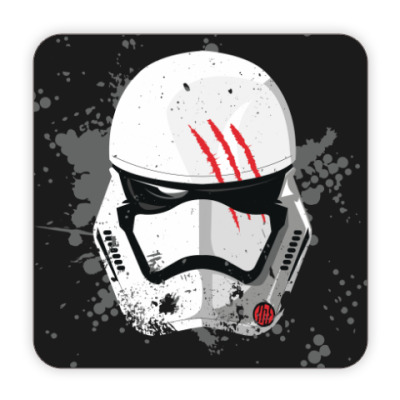 Костер (подставка под кружку) Star Wars: Штурмовик