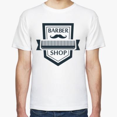 Футболка BARBER SHOP