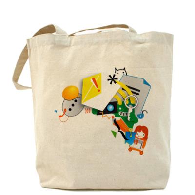 Сумка Холщовая сумка