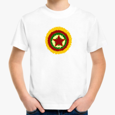 Детская футболка 'Звезда'