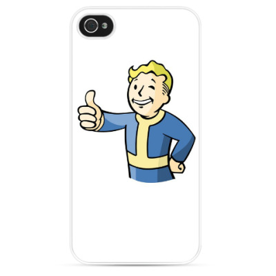 Чехол для iPhone Fallout Pip-boy