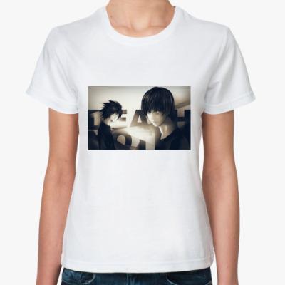 Классическая футболка Death Note