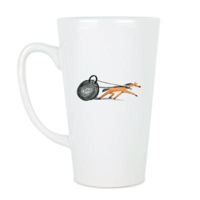 Чашка Латте Силач