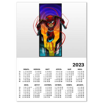Календарь Daredevil