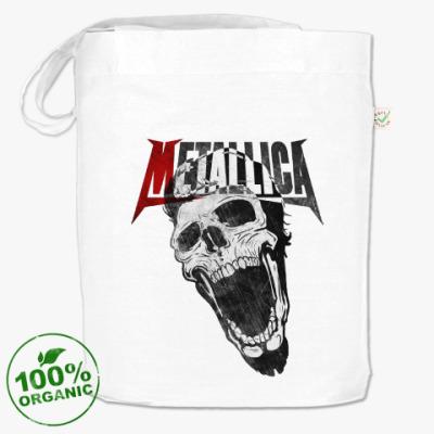 Сумка Metallica Skull