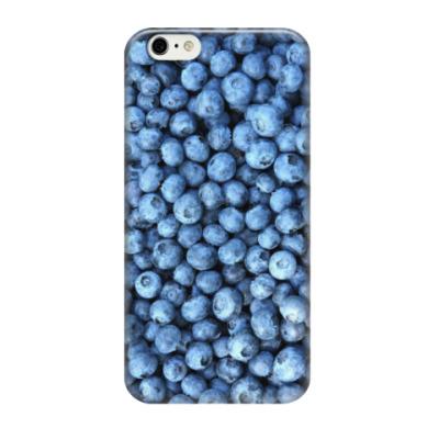 Чехол для iPhone 6/6s черника