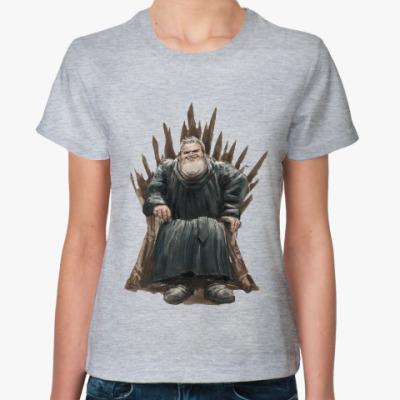 Женская футболка Игра Престолов: Ходор