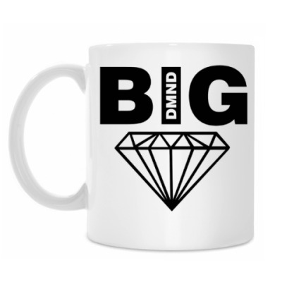 Кружка BIG Diamond