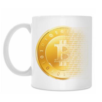 Кружка Bitcoin Matrix