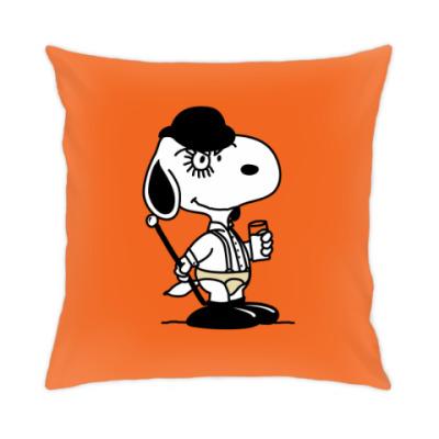 Подушка Snoopy Clockwork Orange
