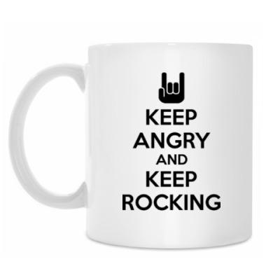 Кружка Keep Rocking