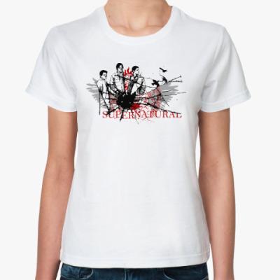 Классическая футболка SPN