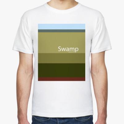 Футболка Habitats: Swamp two