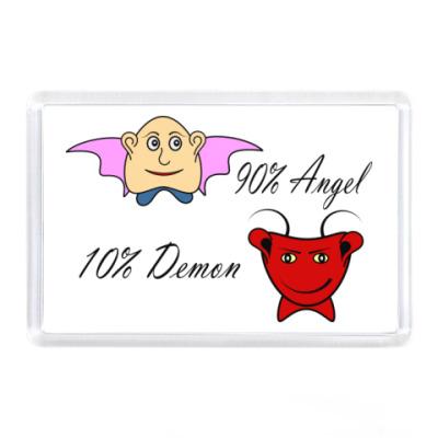 Магнит Ангел или демон?