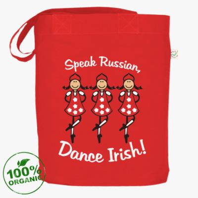 Сумка 'Dance Irish!'