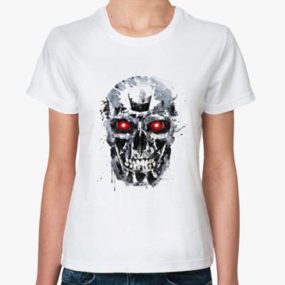 Классическая футболка Terminator