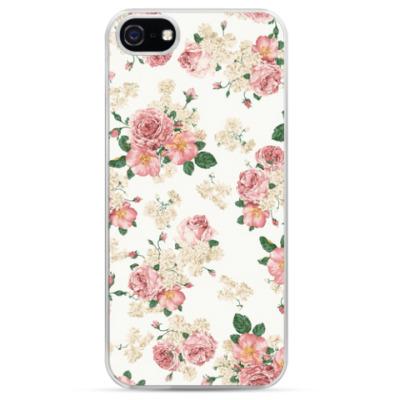Чехол для iPhone Roses