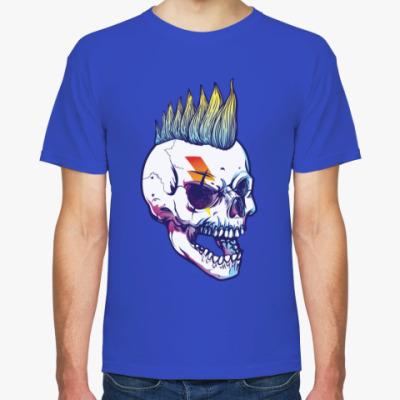 Футболка Punk Skull