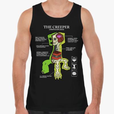 Майка The Creeper