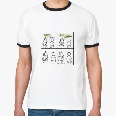 Футболка Ringer-T Креативный концептуалист