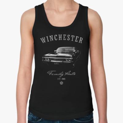 Женская майка Winchester Family Auto