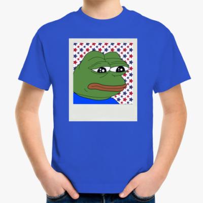 Детская футболка Pepe Polaroid