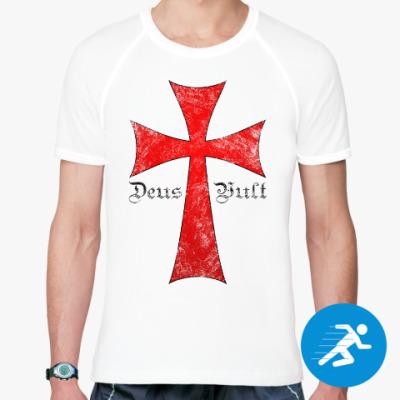 Спортивная футболка Deus Vult