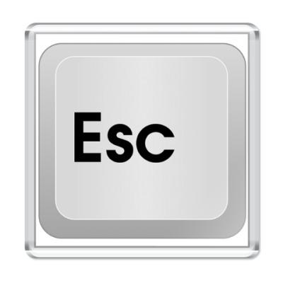 Магнит Кнопка Esc