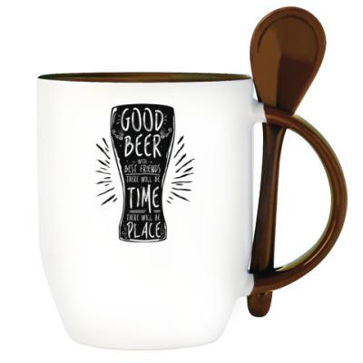Весёлая кружка (funny mug)