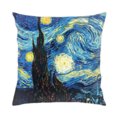 Звездная ночь, Винсент Ван Гог
