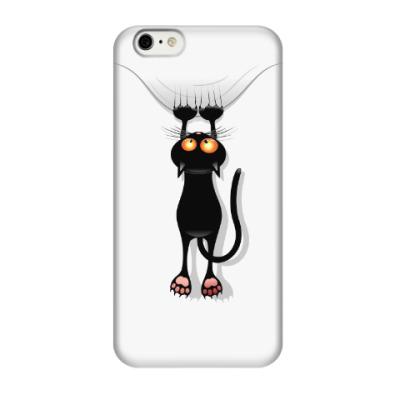Чехол для iPhone 6/6s Черная кошка