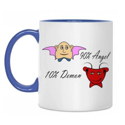 Кружка Ангел или Демон?